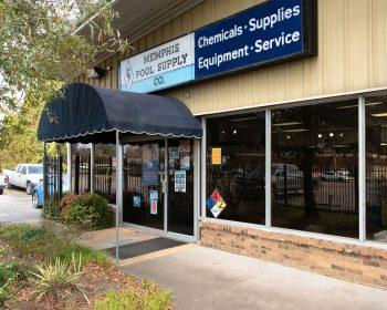 Memphis Pool store front
