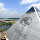 Bass Pro Pyramid exterior