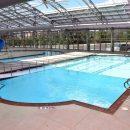 Batesville Aquatics with zero entry pool