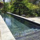 Full length walk-in pool